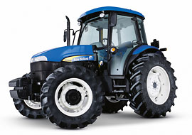 Trattore New Holland TD5000